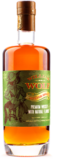 William Wolf Whiskey Winter Spiced 750ml